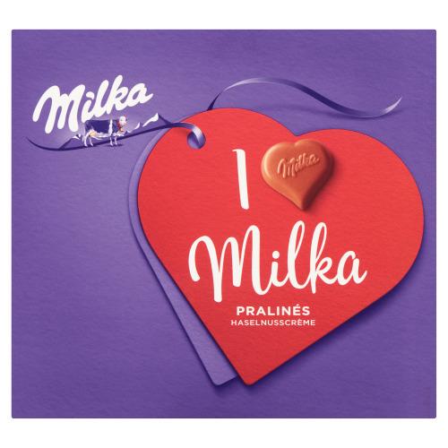 Milka I love milka (110g)