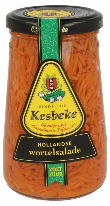 Kesbeke Wortelsalade (37cl)