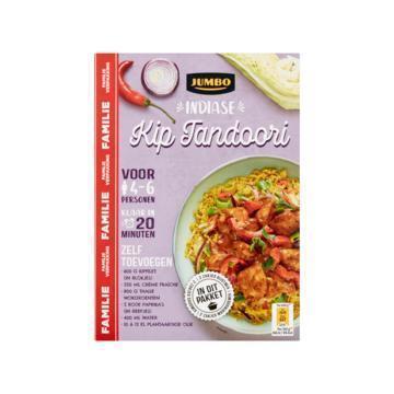 Jumbo Indiase Kip Tandoori Familie Verpakking