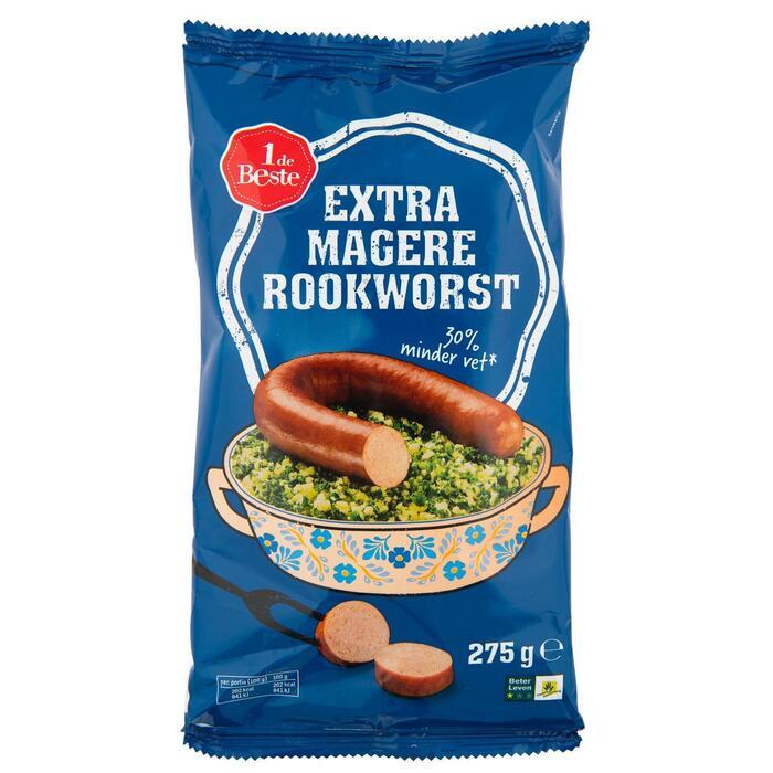 Rookworst extra mager (275g)