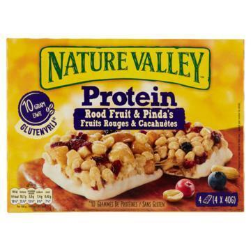 Nature Valley Protein berries (4 × 40g)