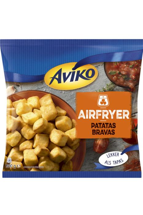 Airfryer patatas bravas (600g)