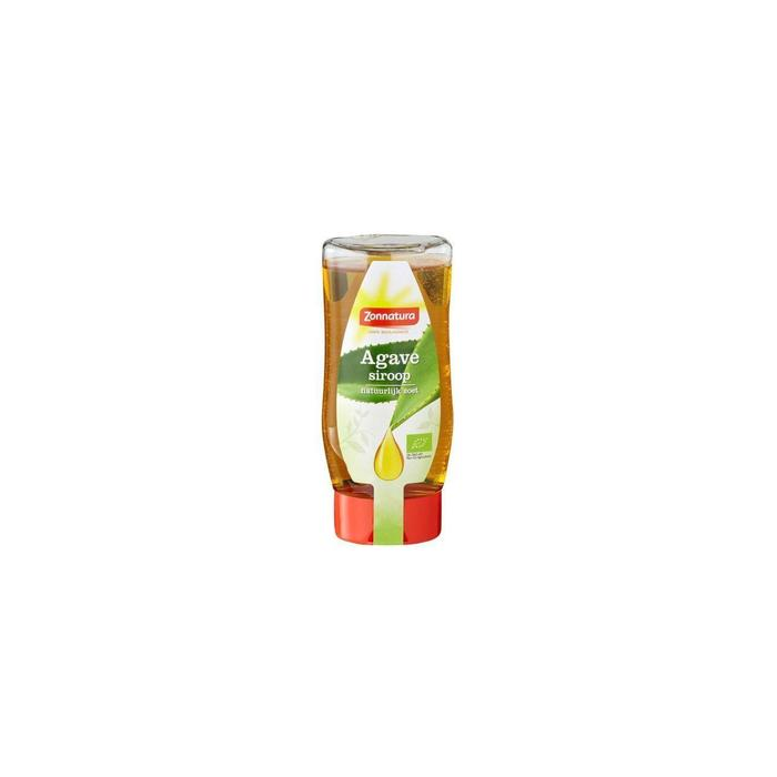 Zonnatura Agave Syrup Dispenser 250Ml/345G (6) (250ml)