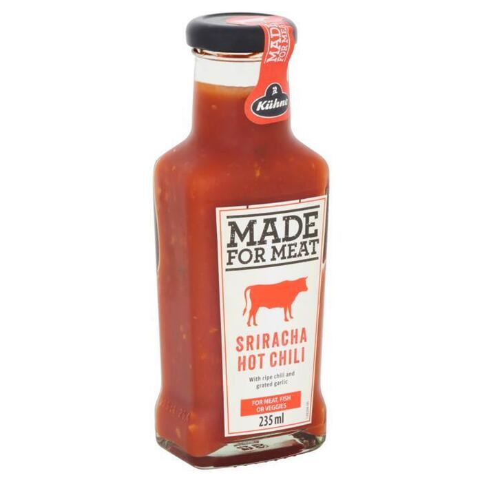 Kühne Sriracha Hot Chili 235ml (235ml)