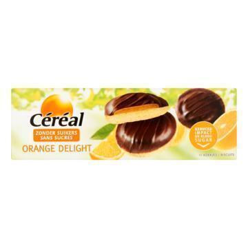 Orange delight (140g)