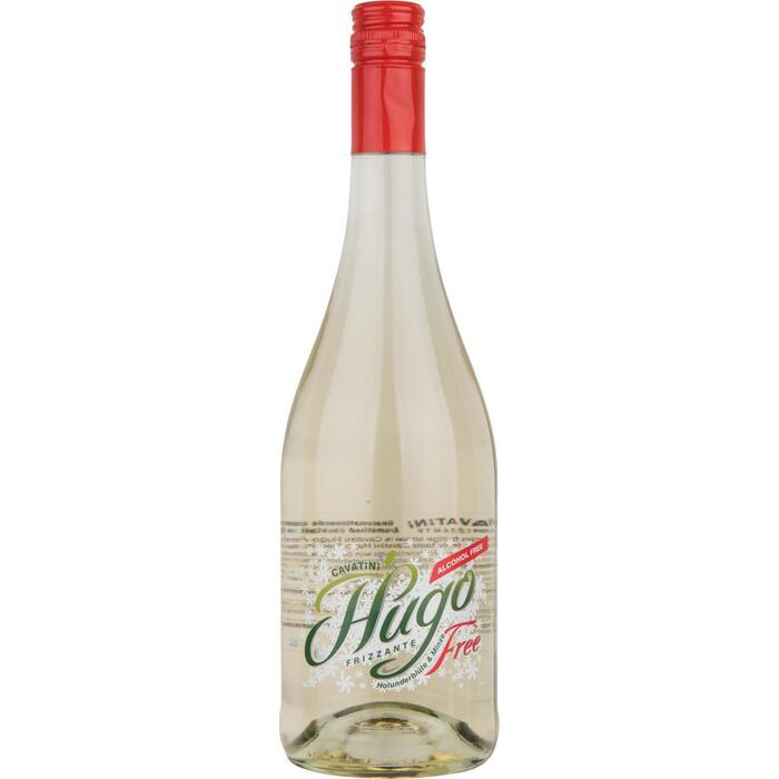 Cavatini Hugo alcoholvrij (0.75L)
