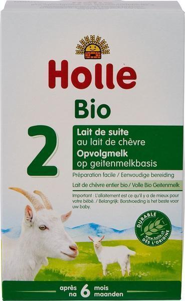Zuigelingen geitenmelk 2 vanaf 6 mnd. (400g)