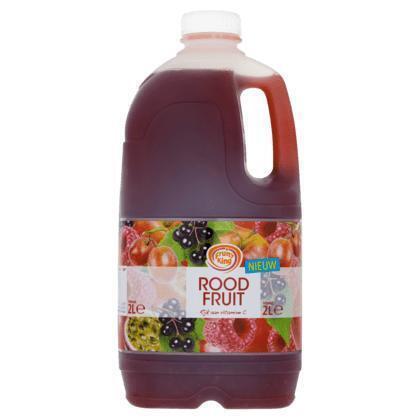 Rood Fruit (Stuk, 2L)