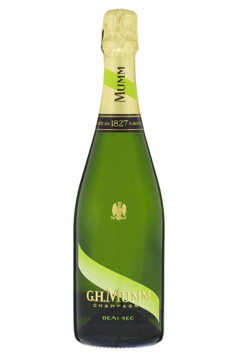 Mumm Demi-Sec Champagne - 0,75L (0.75L)