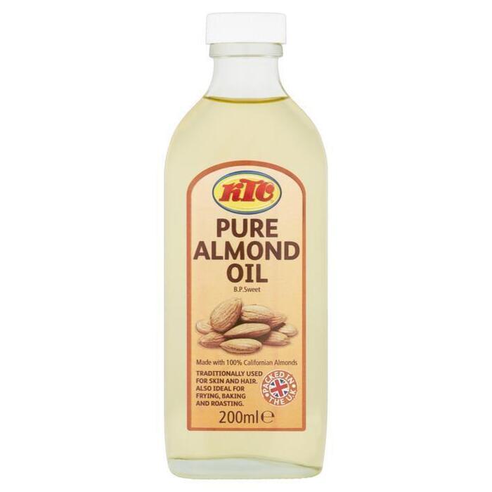 KTC Pure almond oil (200ml)
