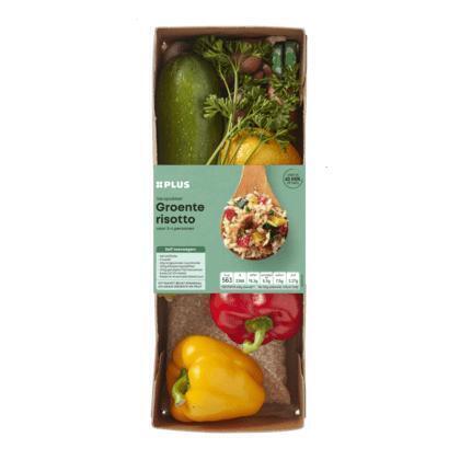 Pakket voor groenterisotto (1.1g)