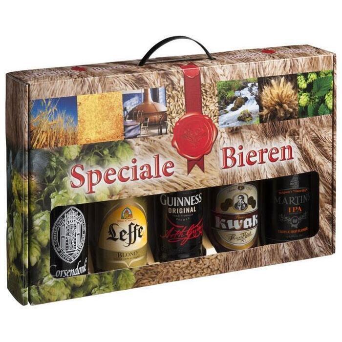 Speciale bieren geschenkverpakking (1.62L)