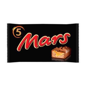 Mars (Stuk, 5 × 45g)