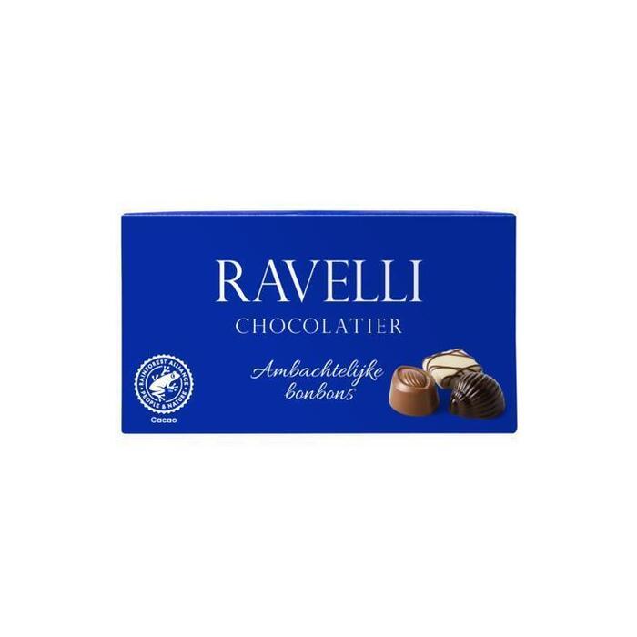 Ravelli Chocolatier Ambachtelijke bonbons (14 × 200g)