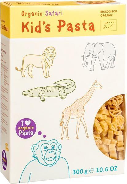 Kids pasta safari (300g)
