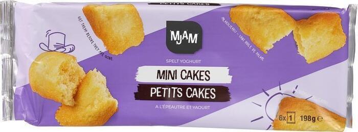 Mini cakes (198g)