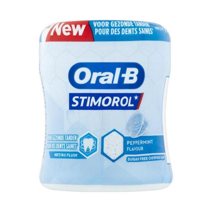 Stimorol Oral-B peppermint (77g)