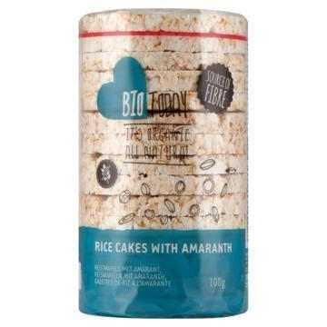 Rijstwafel Amaranth (100g)