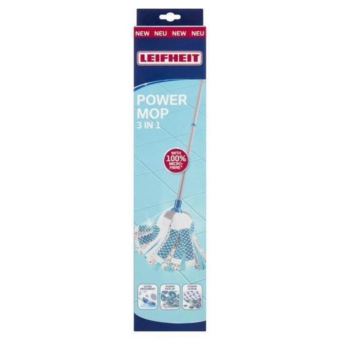 Leifheit Power mop 3-in-1 in doosje