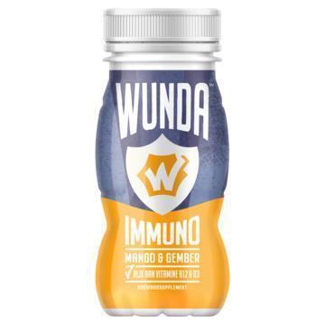 WUNDA Mango Gember Shot 100 ml (100ml)
