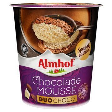 Almhof Chocolademousse duo choco (200g)