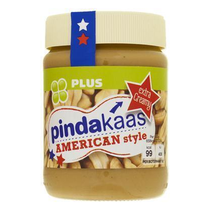 Pindakaas American style (350g)