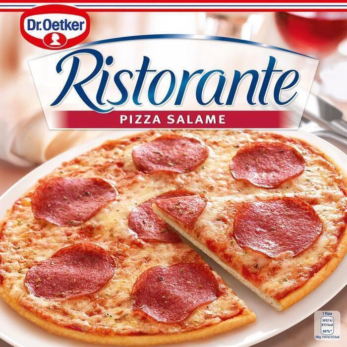 Dr Oetker, Ristorante, Pizza Salame (Stuk, 320g)