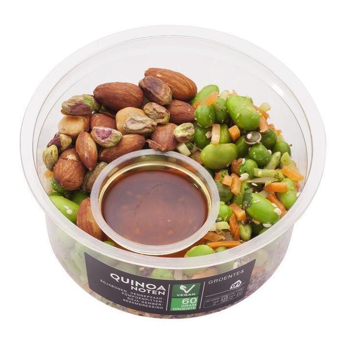 AH Groente& quinoa-noten (205g)