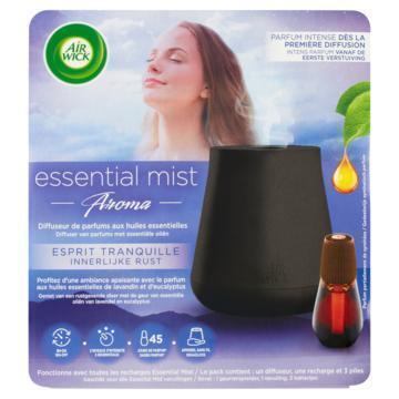 Air Wick Essential Mist Aroma Innerlijke Rust Diffuser van Parfums met Essentiële Oliën