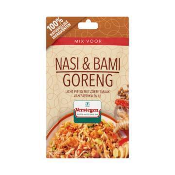Verstegen Mix voor Nasi & Bami Goreng 30 g (30g)