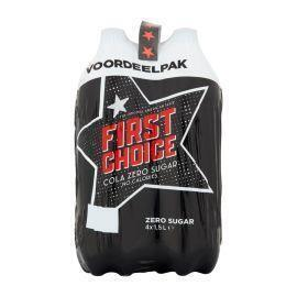 First Choice Cola (1.5L)