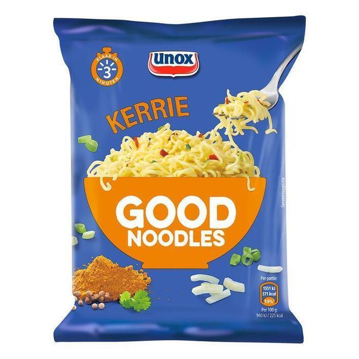 Good Noodles Kerrie (zak, 70g)