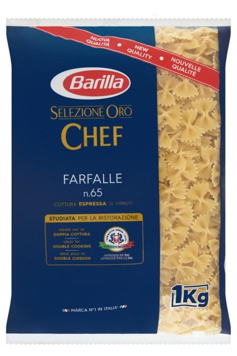 Barilla Selezione Oro Chef Farfalle n.65 1000 g (1kg)