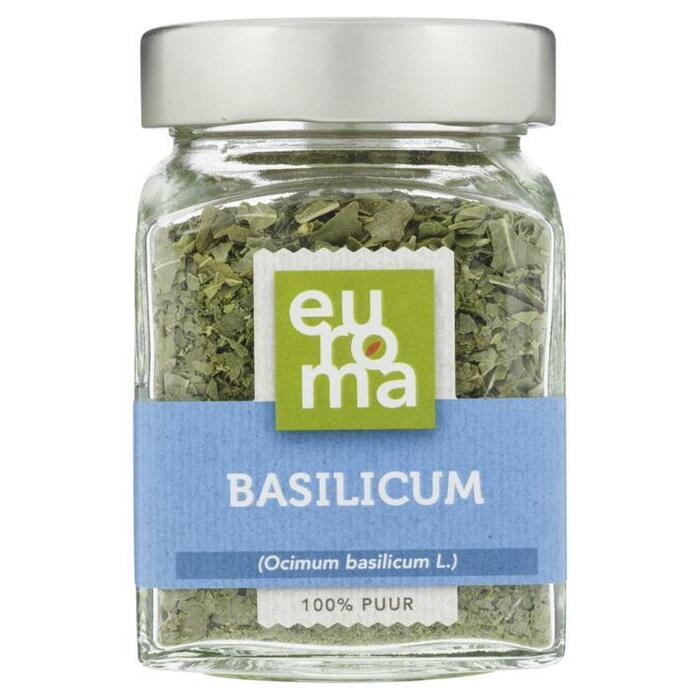 Euroma Basilicum Vriesdroog 9 g (9g)