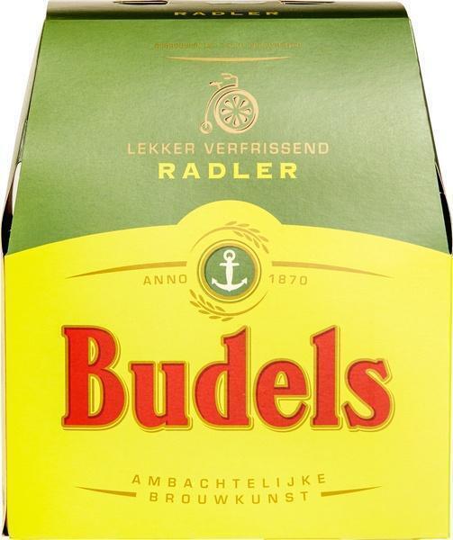 Radler 6-pack (2,2% alc.) (33cl)