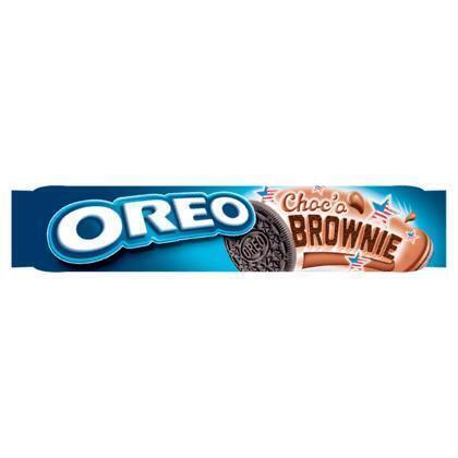 Oreo Cookies brownie rollpack (154g)