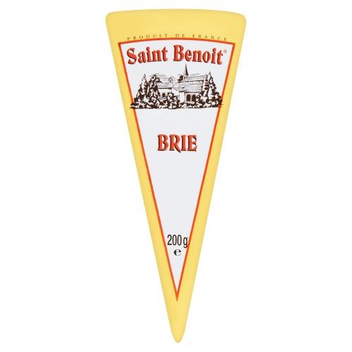 Saint Benoit Brie Kaas 200g (Stuk, 200g)