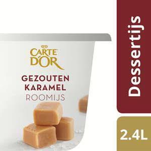 CDO Butter Salted Caramel 2.4L 2x (2 × 2.4L)