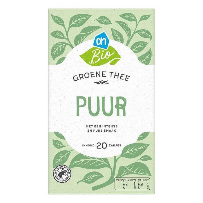 AH Biologisch Groene draak thee