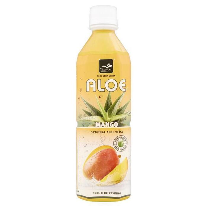 Aloe Vera Juice, Mango (Stuk, 0.5L)