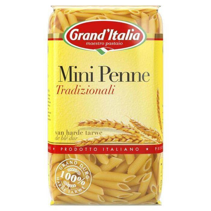 Grand'Italia, Mini Penne Tradizionali (Stuk, 350g)