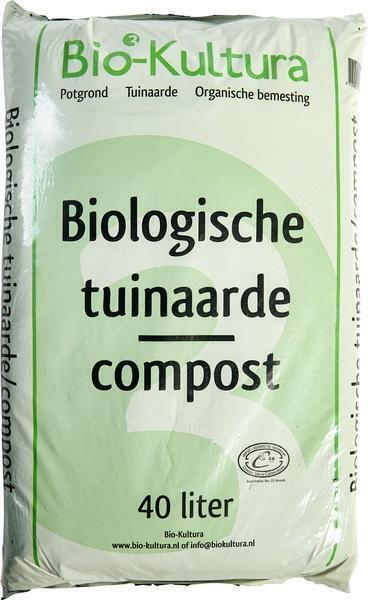Tuinaarde compost (40L)