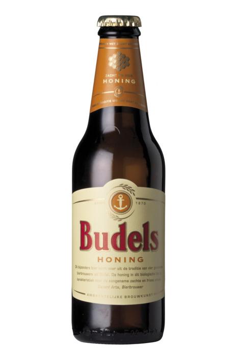Budels Honing (glas, 30cl)