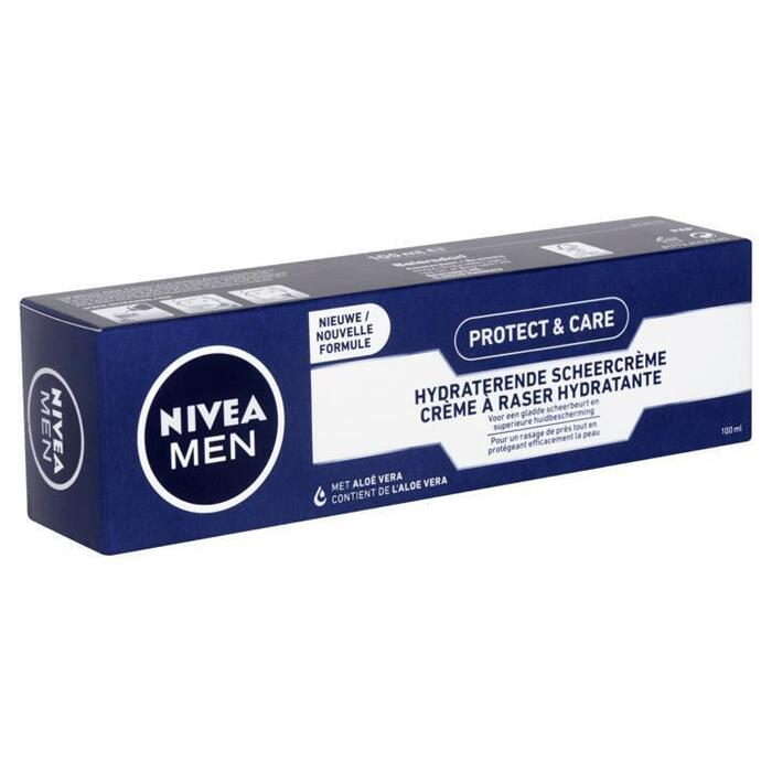 Nivea Men Protect & Care Hydraterende Scheergel 200ml (200ml)