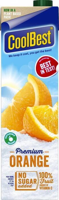 Premium orange (Stuk, 1L)
