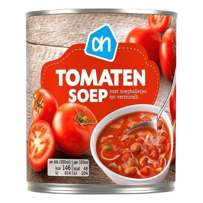 Gevulde tomatensoep (blik, 30cl)