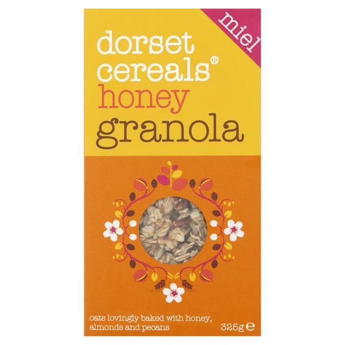 Dorset Cereals honey-granola (125g)