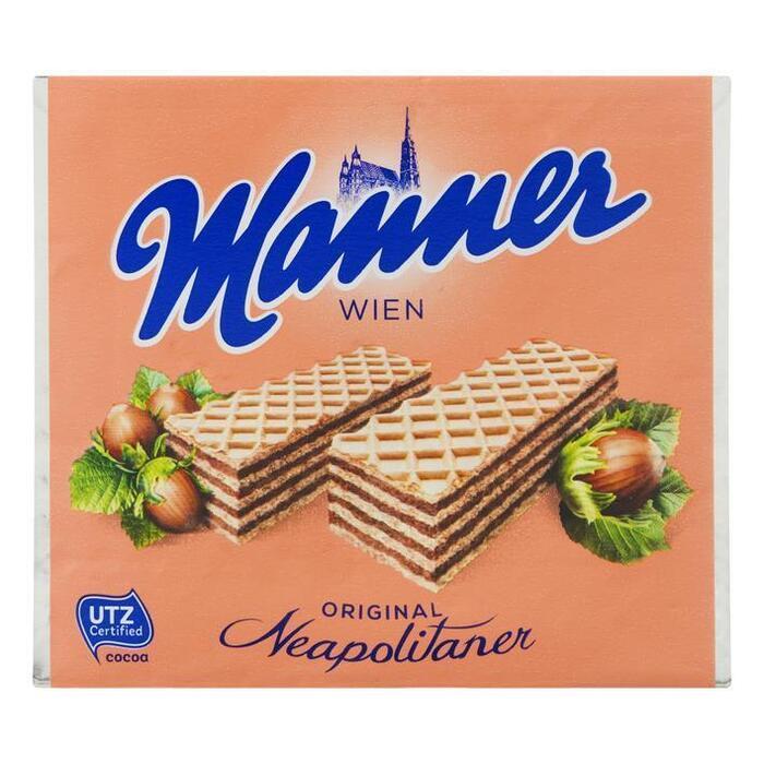 Manner Original neapolitan (75g)
