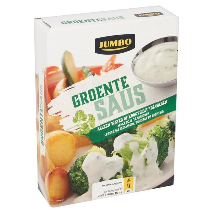 Jumbo Groentesaus 142, 5g (143g)