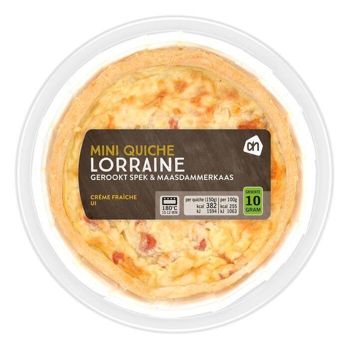 Mini quiche Lorraine (150g)